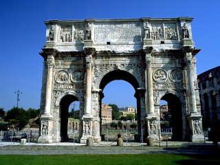 コンスタンティヌスの凱旋門の画像 p1_21