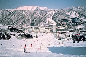 苗場スキー場(Naeba Ski Area)
